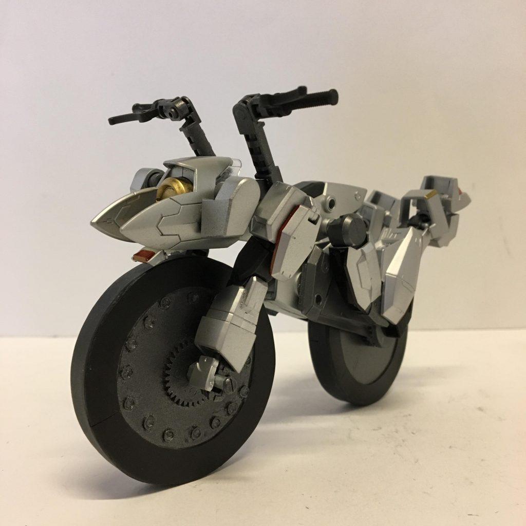 オートバジン、バトルモード❗️ アピールショット3