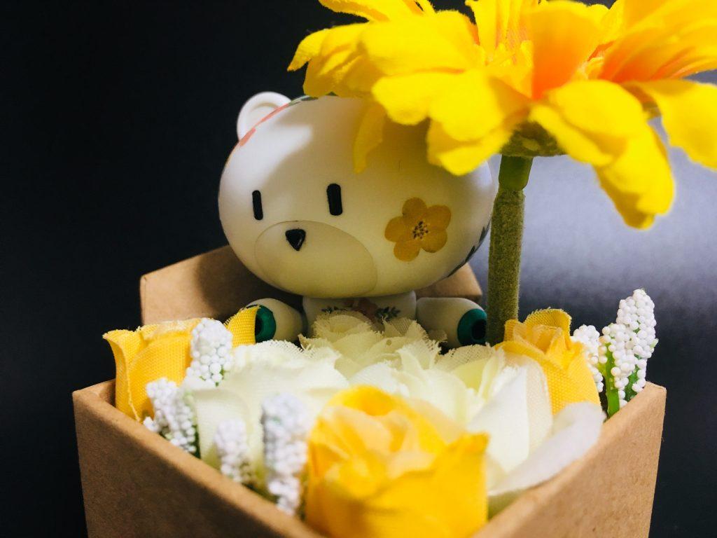 プチギフトッガイ 〜イエローフラワー〜 アピールショット3
