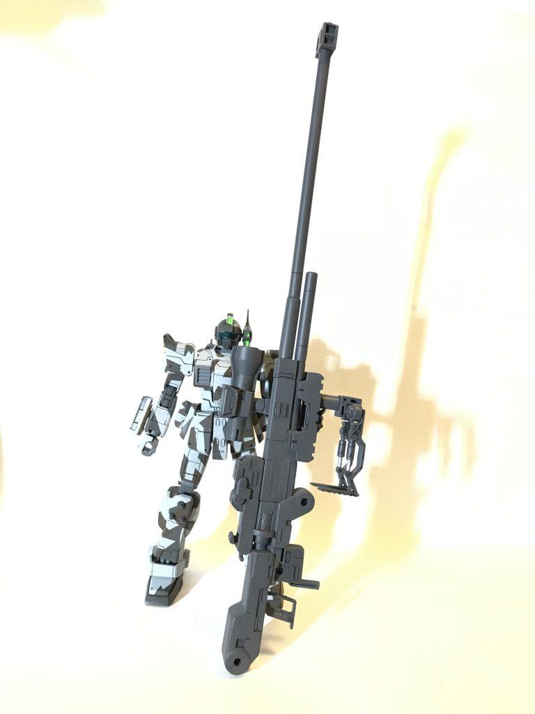 HGUC ジムスナイパー 陸戦型ジム改造