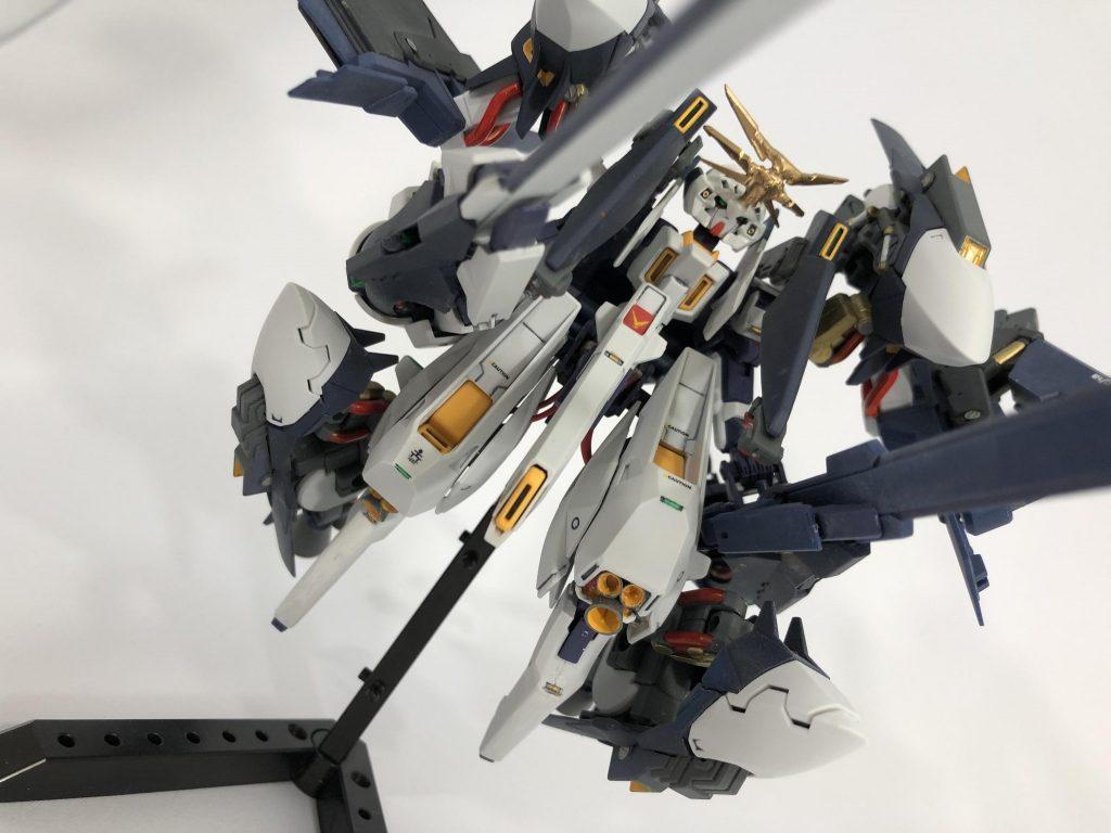 【初投稿】TR-6 [ウーンドウォート・ラー/現地改修仕様] 制作工程7