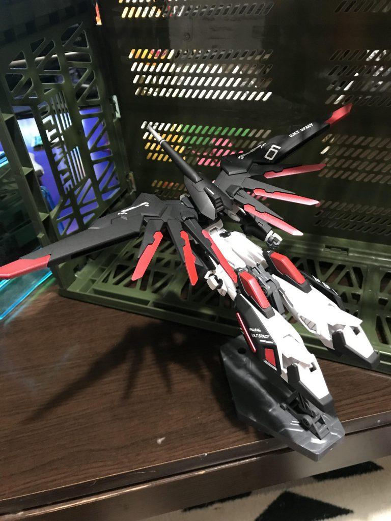 スクランブルガンダム ZⅢ アピールショット3