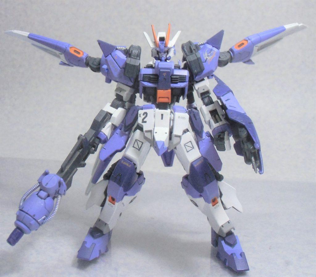 ガンダムアスタロトx2 アピールショット1