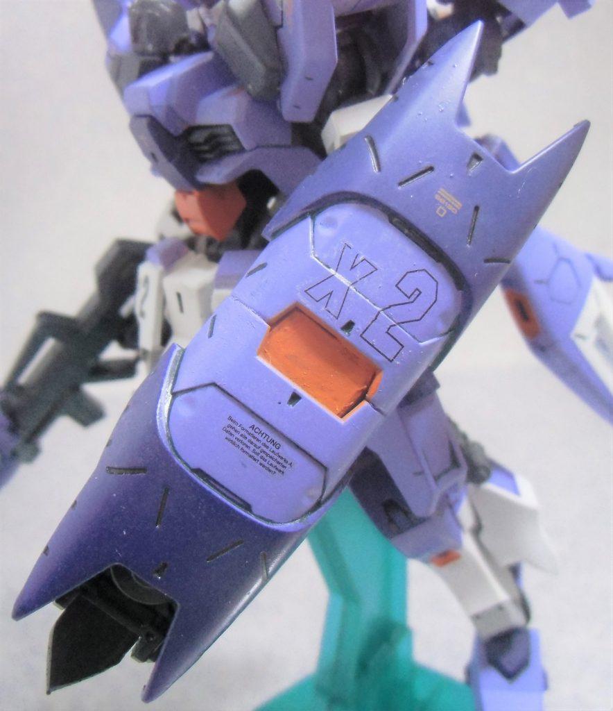 ガンダムアスタロトx2 アピールショット4
