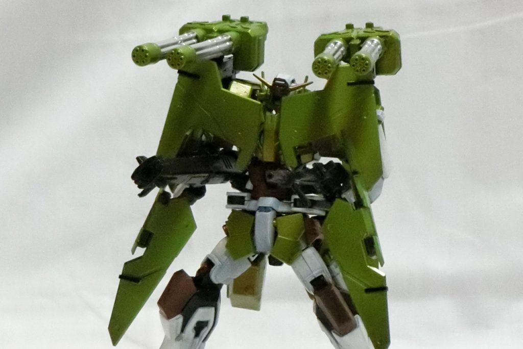 GN-103X ガンダムバスターデュナメス アピールショット3