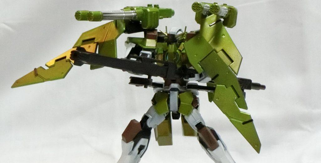 GN-103X ガンダムバスターデュナメス アピールショット5