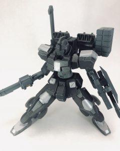 """陸戦型MS """"徹甲"""""""