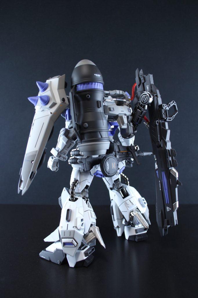 MG ガナーザクウォーリア アピールショット3