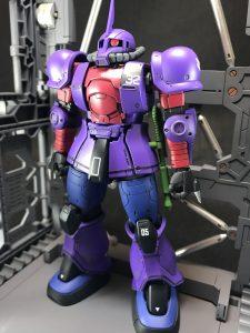 MS-05Q(ノリス=パッカード小佐機)