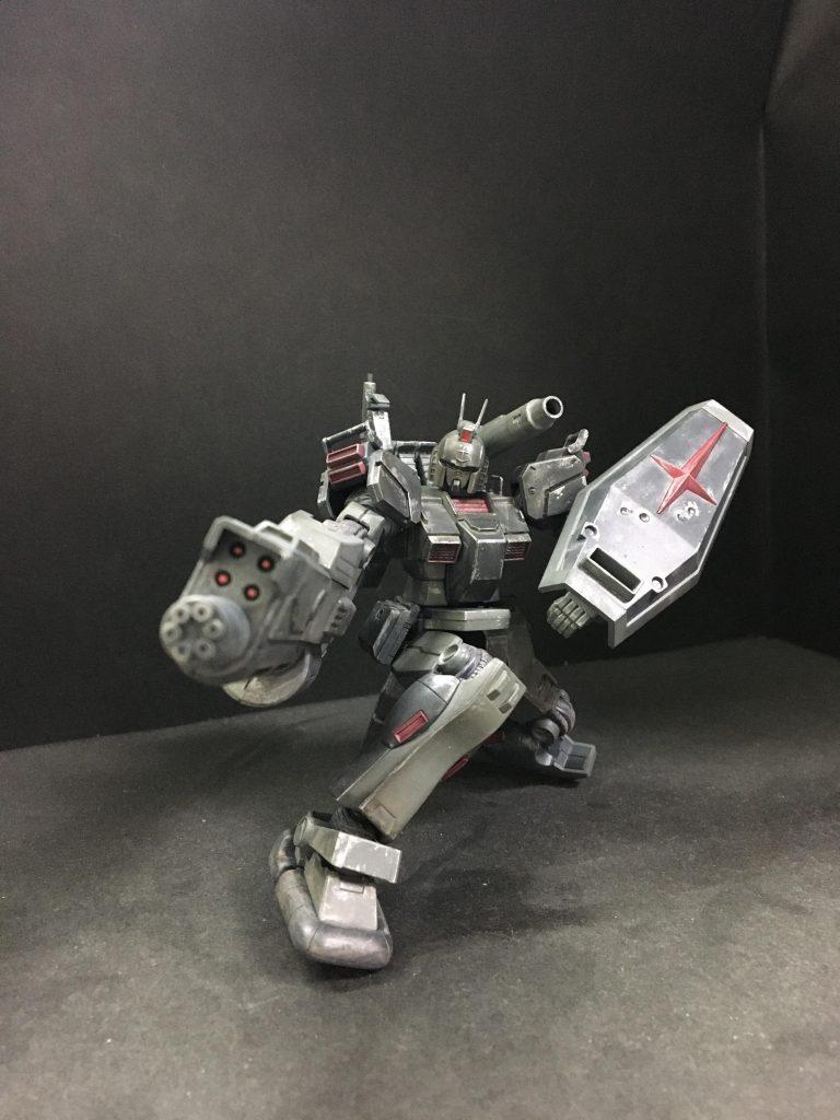 陸戦型ガンダムS型『ガンダム ハウンド』 アピールショット6