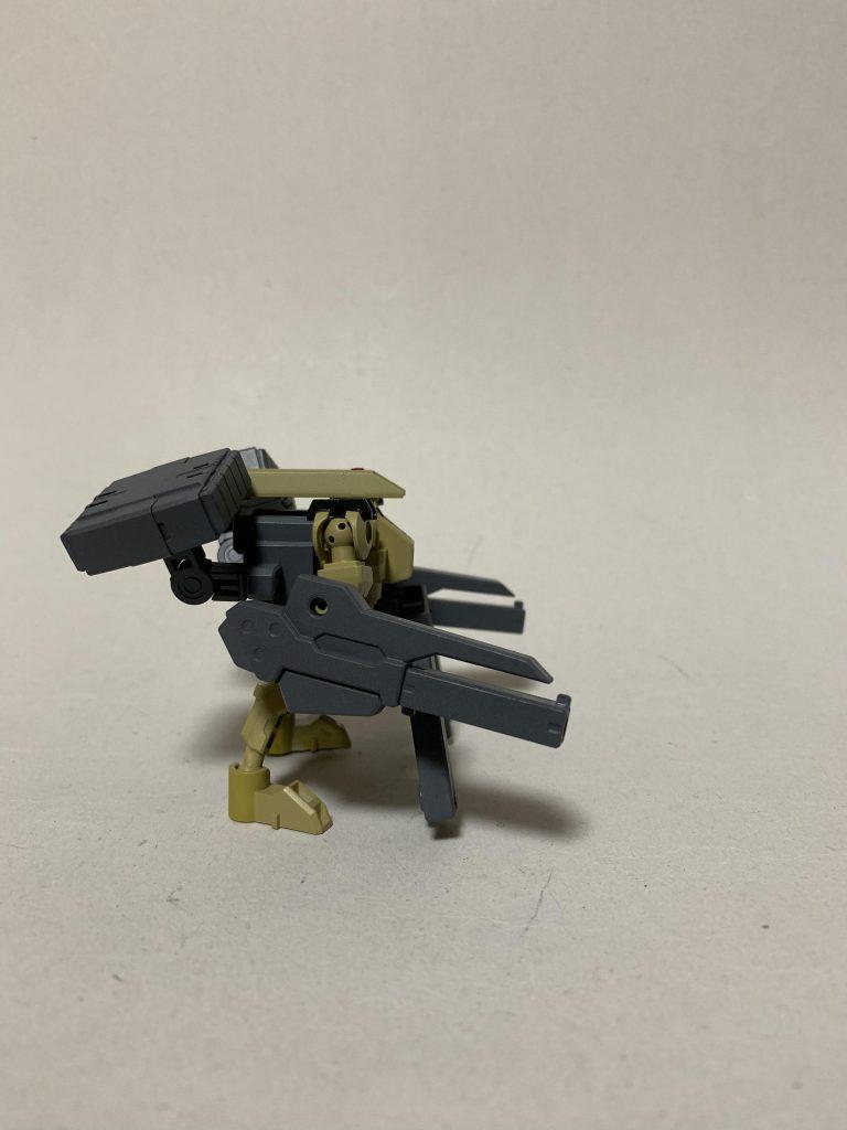 鋼魔獣 クジャク アピールショット2