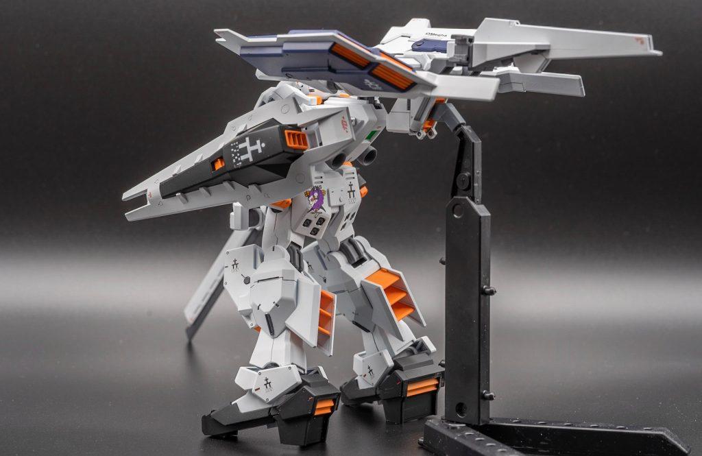 HGUC ガンダムTR-1[ヘイズル・ラー]フルアーマー形態 アピールショット3