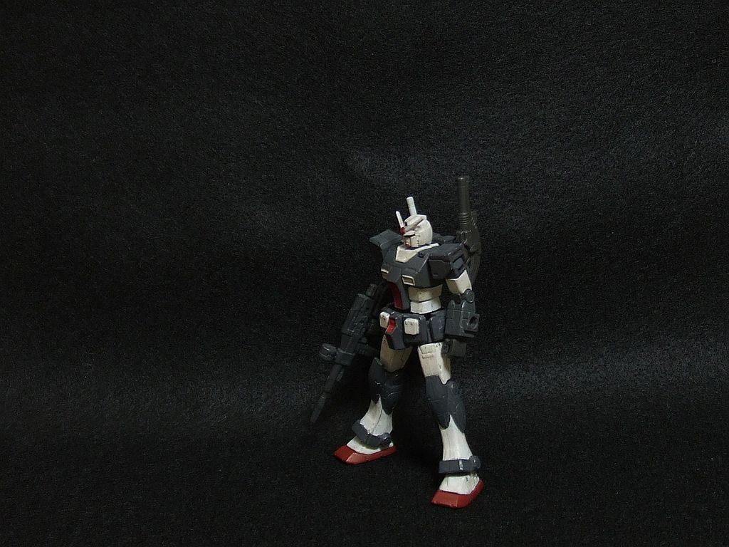 RX-78-02 ガンダム ショルダーキャノン装備 アピールショット2
