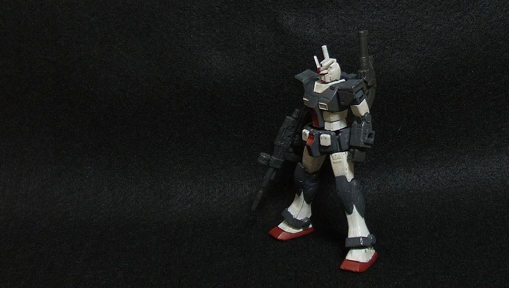 RX-78-02 ガンダム ショルダーキャノン装備