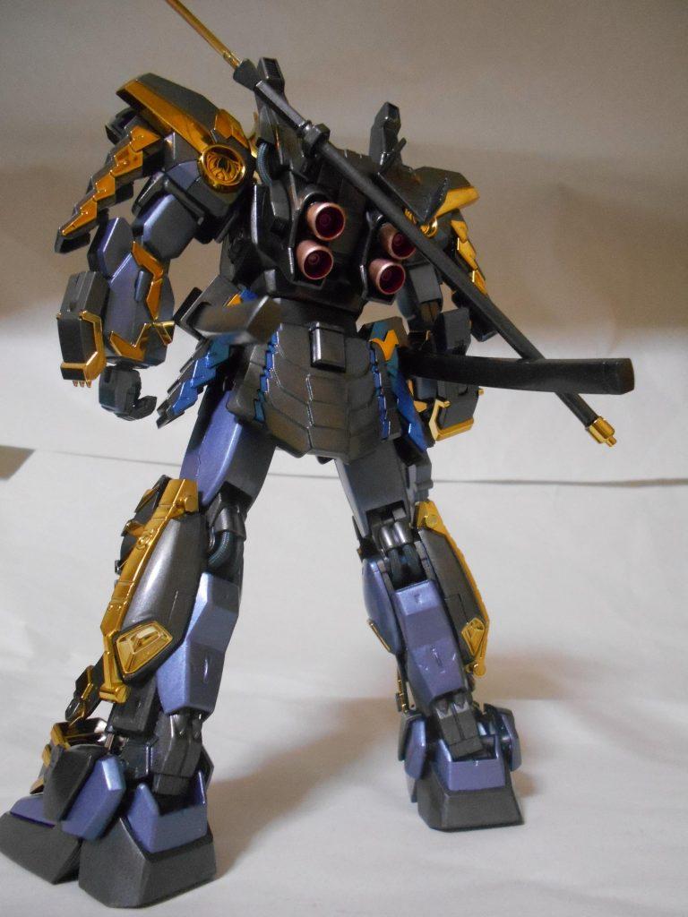 MG 武者ガンダムMK-Ⅱ アピールショット1