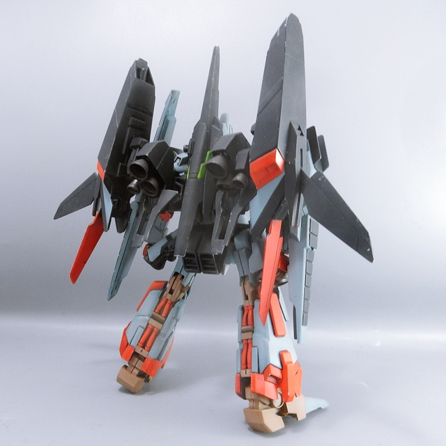 リゼルガイムmk-Ⅱ アピールショット1