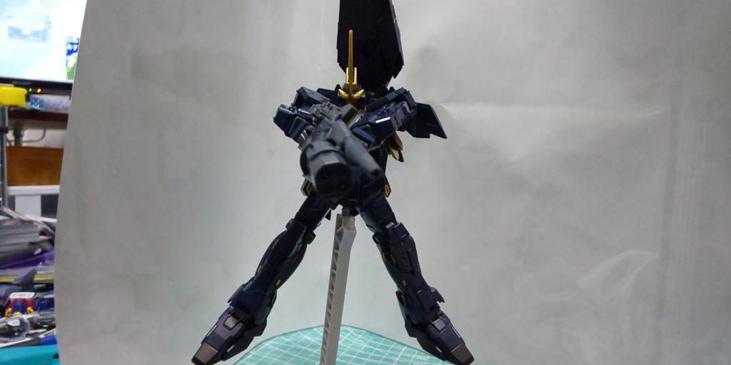 RX-0[N] UNICORN GUNDAM 02 BANSHEE NORN [UNICORN MODE] アピールショット1