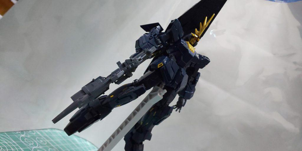 RX-0[N] UNICORN GUNDAM 02 BANSHEE NORN [UNICORN MODE] アピールショット2