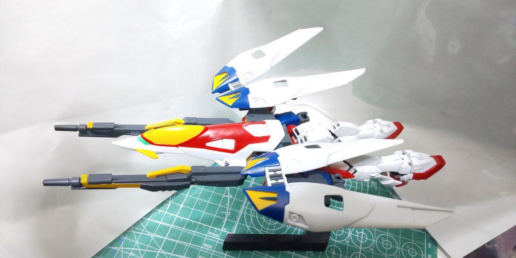 XXXG-00W0 WING GUNDAM ZERO アピールショット4