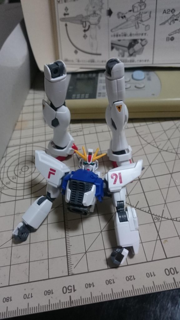 F91 アピールショット4