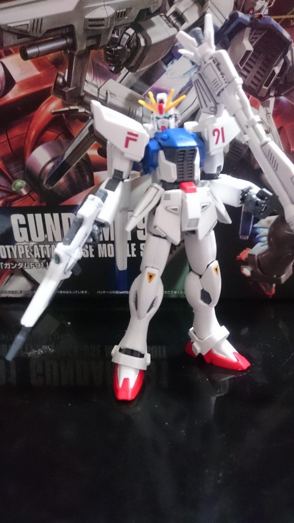 F91 アピールショット3