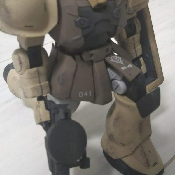 ザクI(ジオン残党軍仕様)(オリジナル)