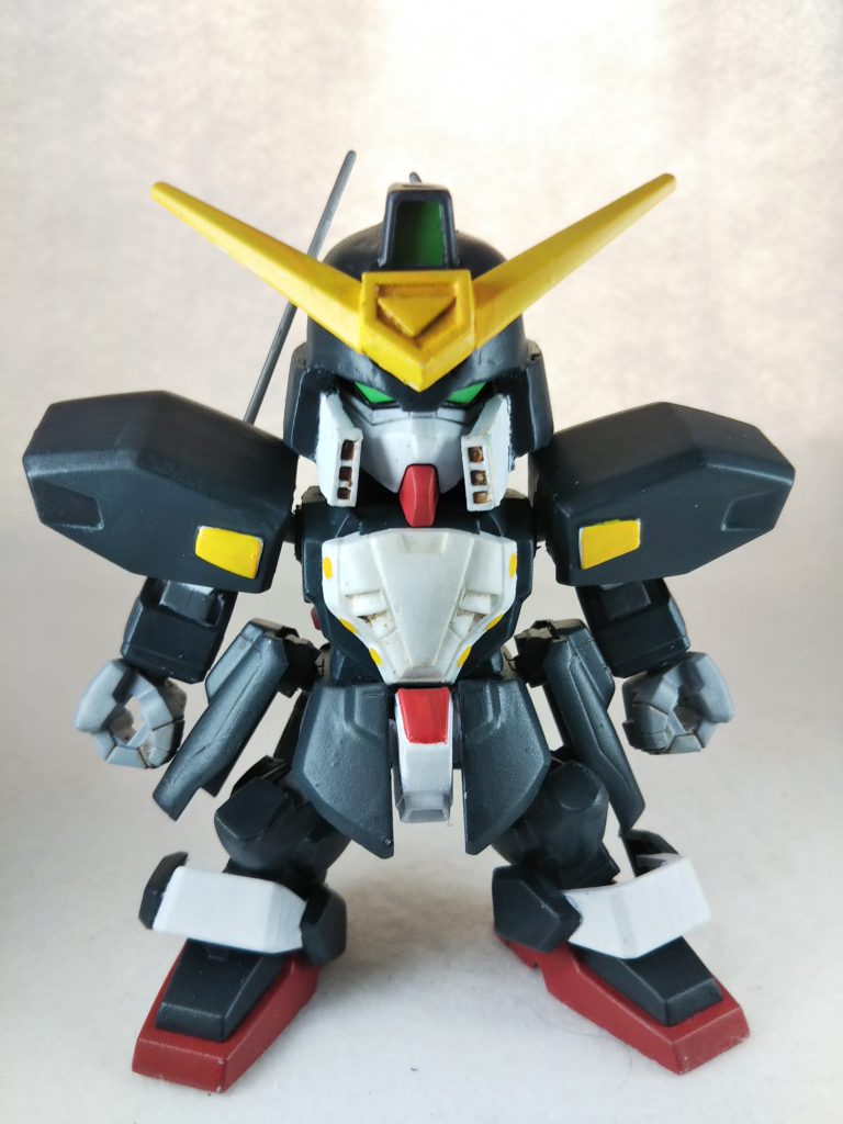 SD ガンダムシュピーゲル アピールショット1