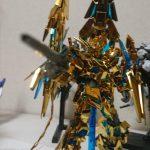 RX-0 ユニコーンガンダム3号機 フェネクス(デストロイモード)(ナラティブVer.)[ゴールドコーティング]
