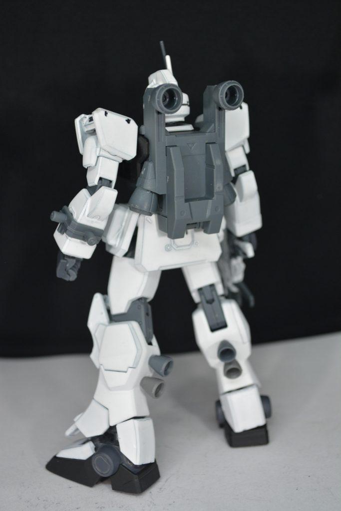 陸戦型ガンダム(改修機) アピールショット2