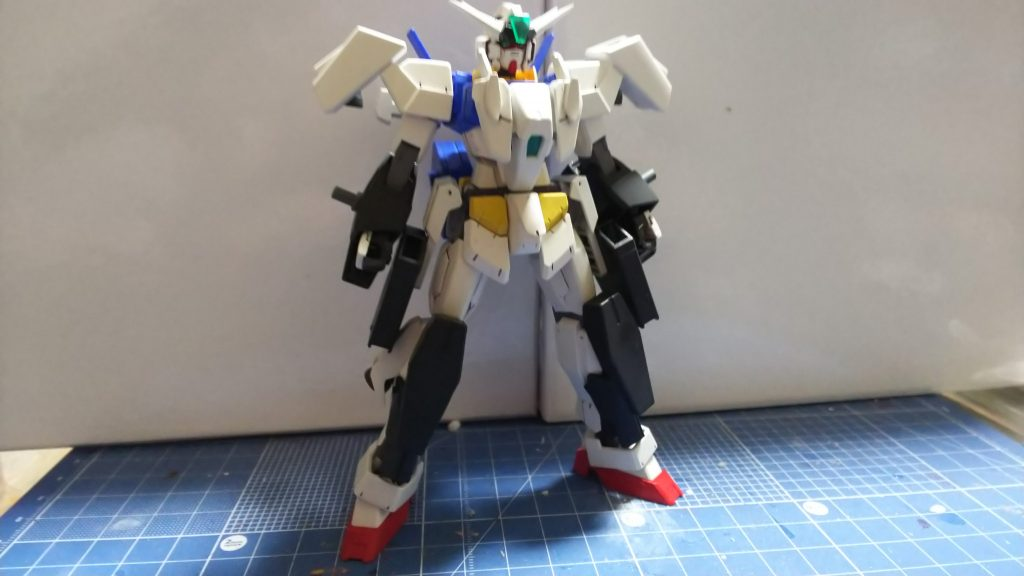 AGE-1 ガンスリンガー アピールショット1