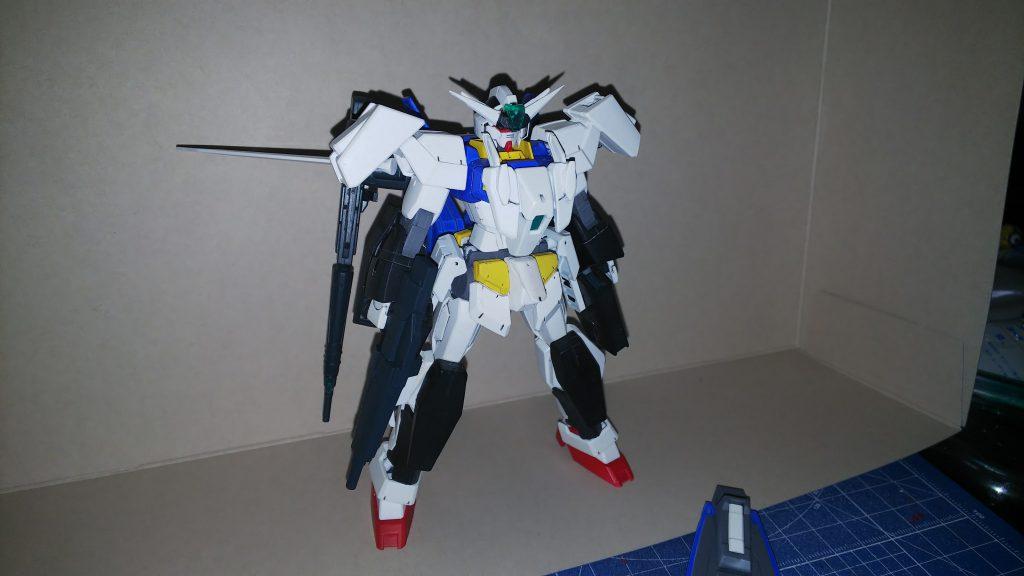 AGE-1 ガンスリンガー アピールショット4