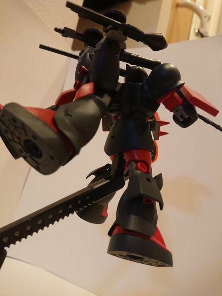 ザク強襲高機動型 アピールショット3