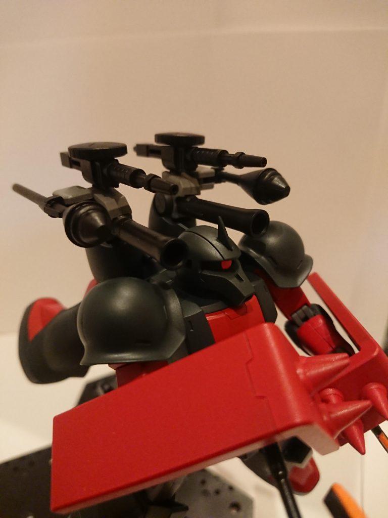 ザク強襲高機動型 アピールショット4