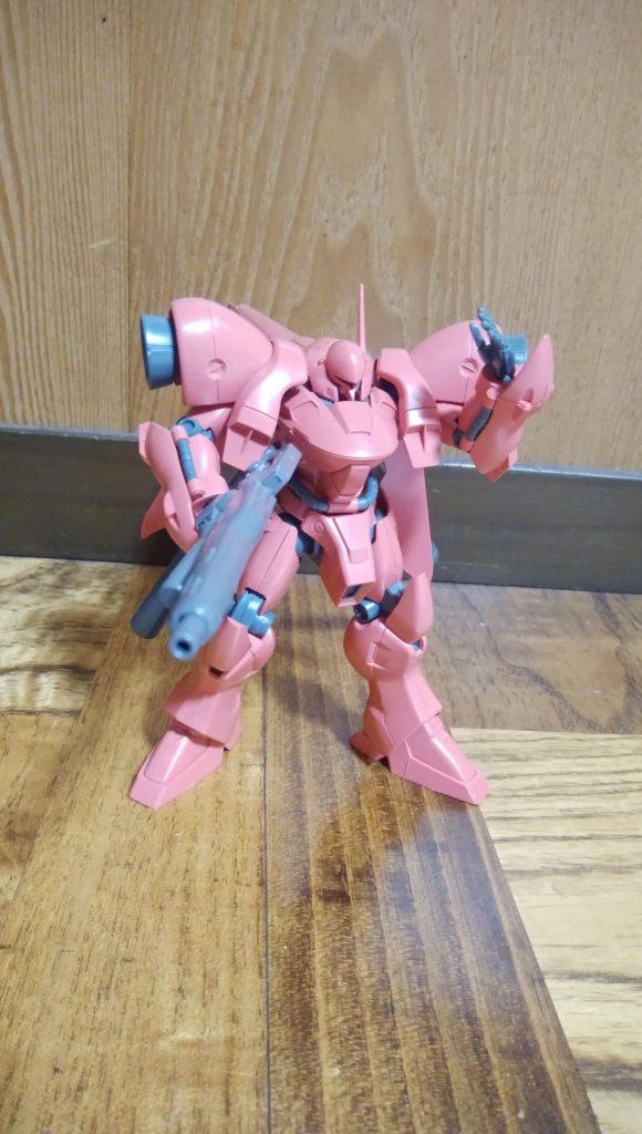 AGX-04 ガーベラ・テトラ(素組み)