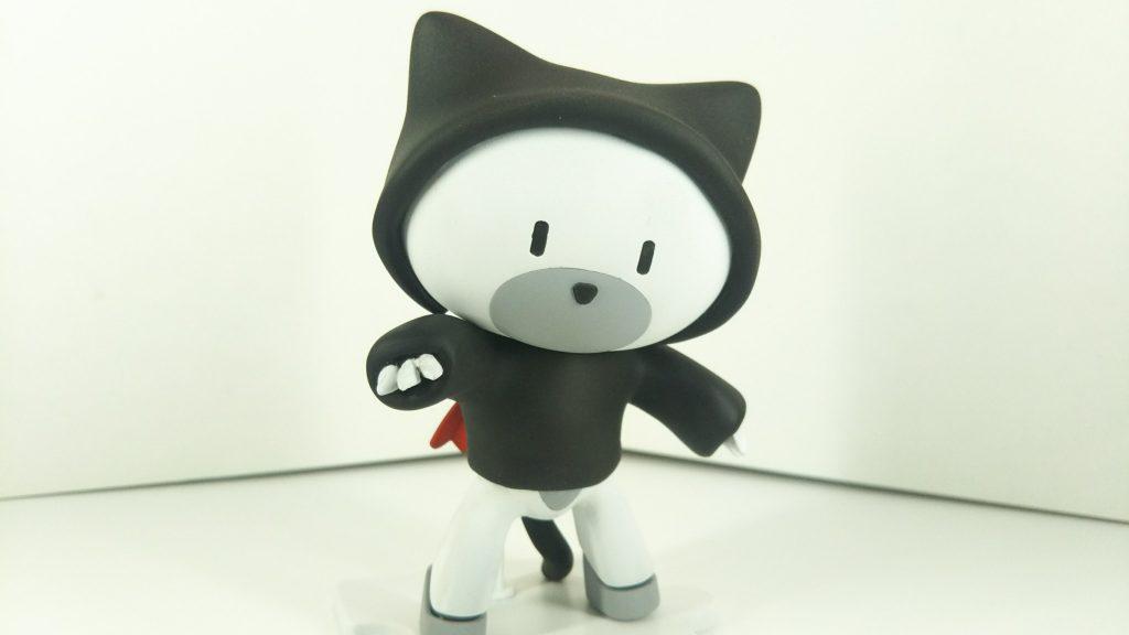 プチッガイ(黒猫パーカーVer)
