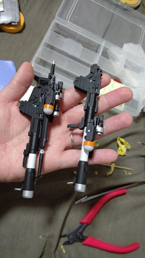 RG シナンジュ 強襲型 制作工程5