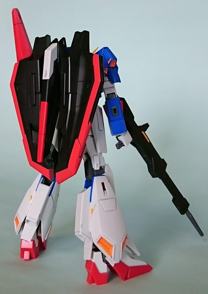 MSZ-006 ゼータガンダム アピールショット1
