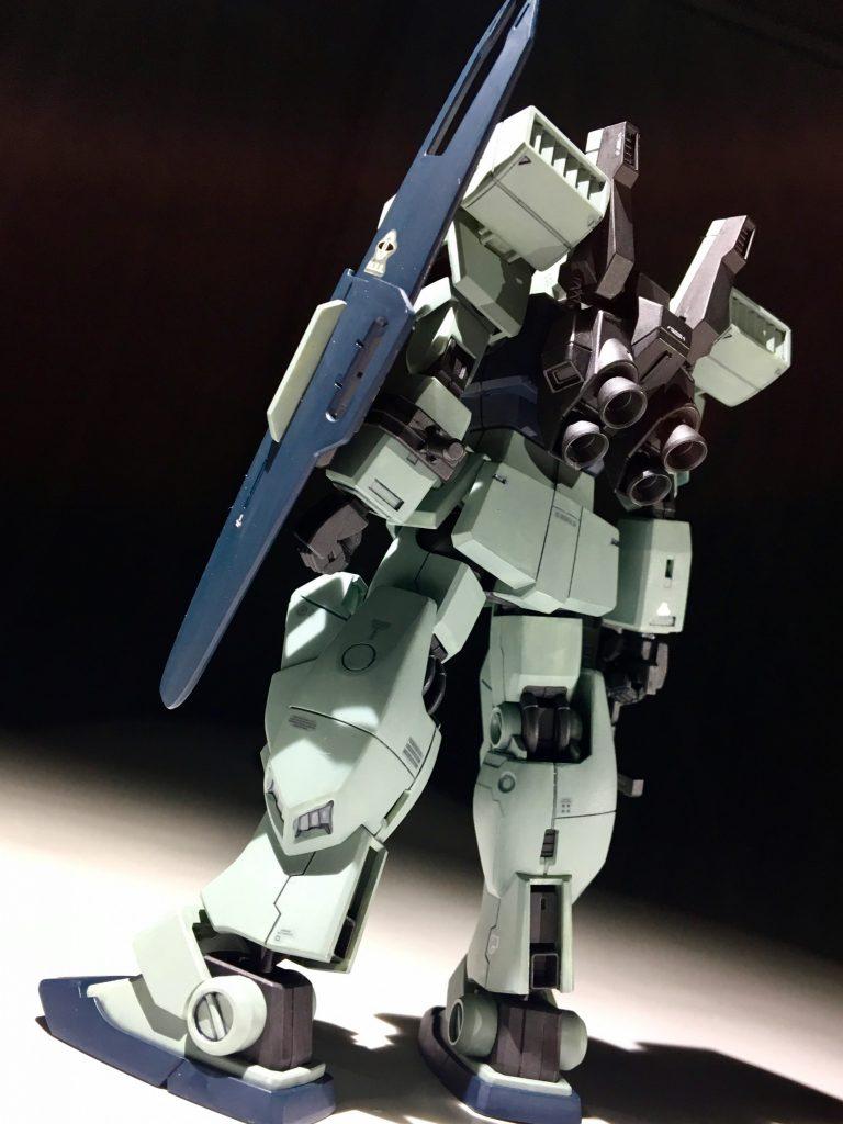 ジムⅢ(カラバ仕様) アピールショット2