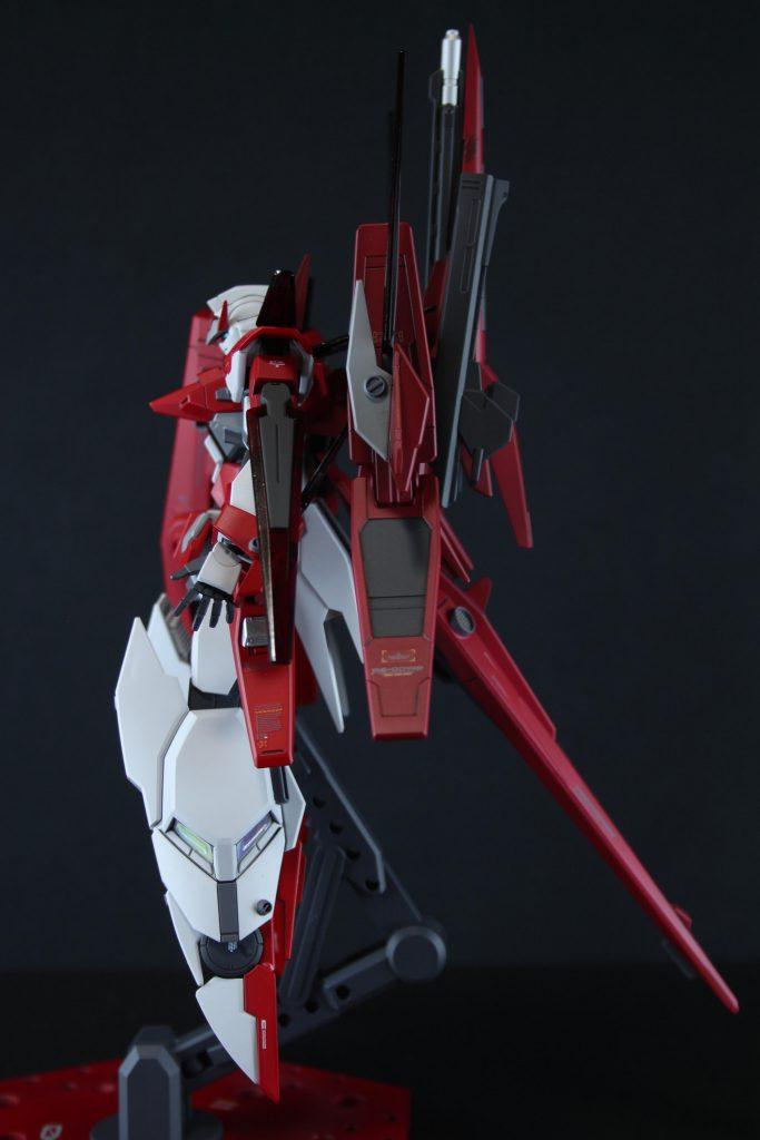 HG ガンダムAGE-FXオービタル アピールショット3