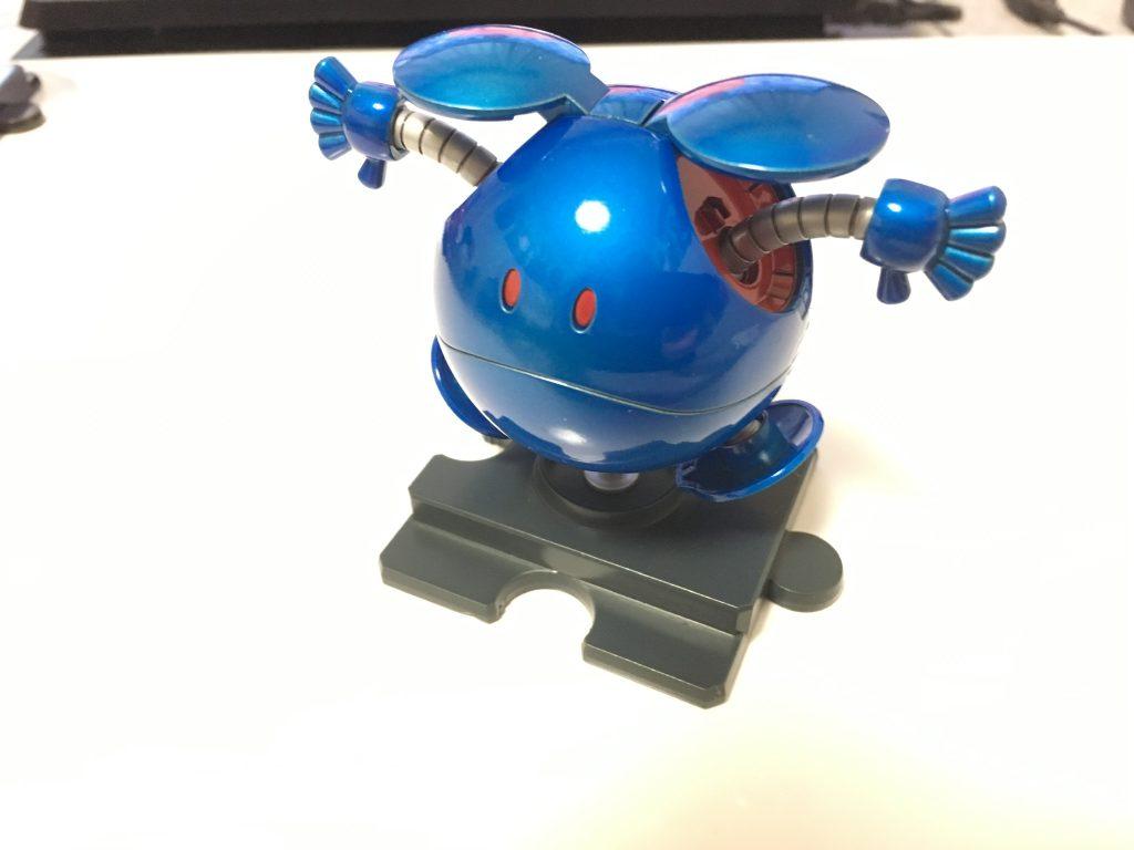 ハロ キャンディ塗装 クリアブルー アピールショット1