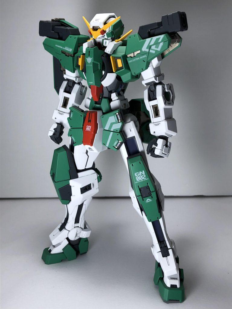 MG ガンダムデュナメス アピールショット1