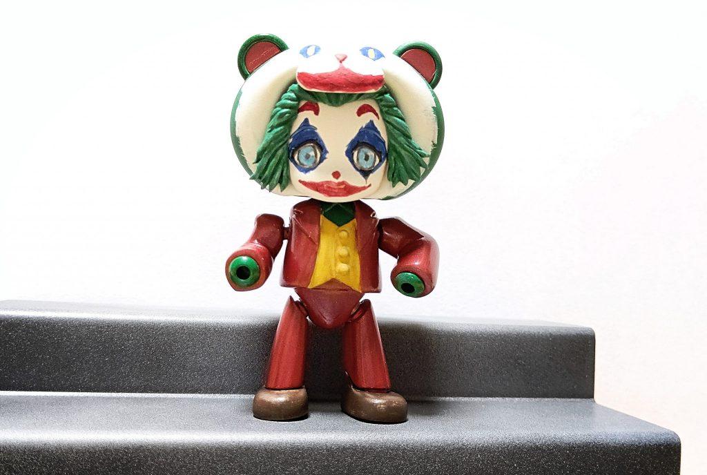 プチッガイ・ジョーカー アピールショット2