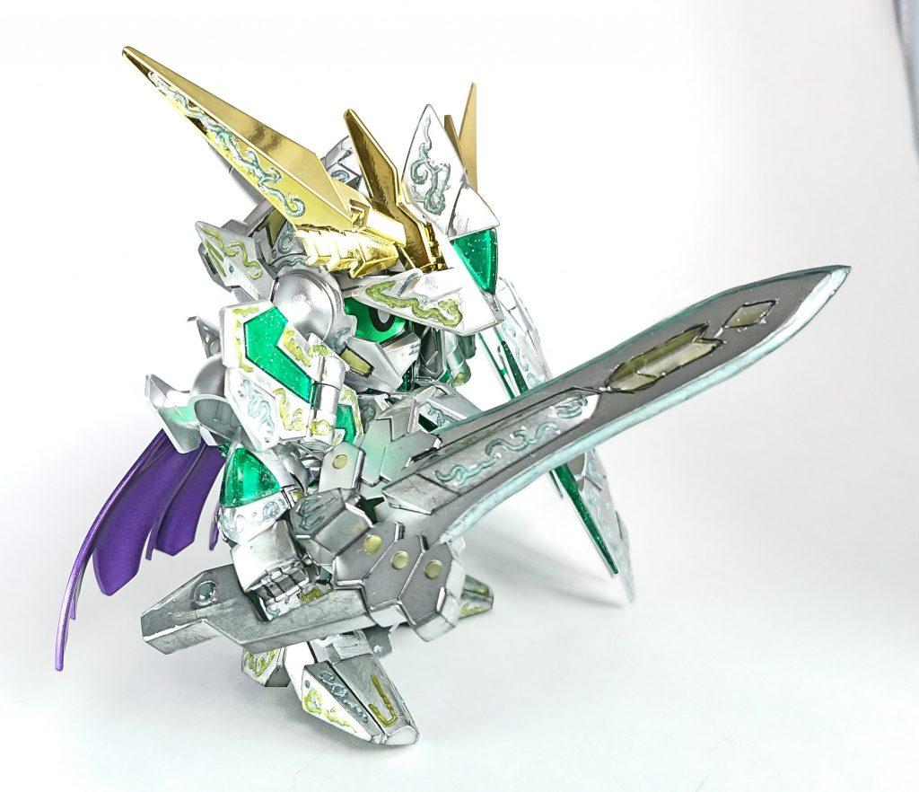 騎士ユニコーン アピールショット2