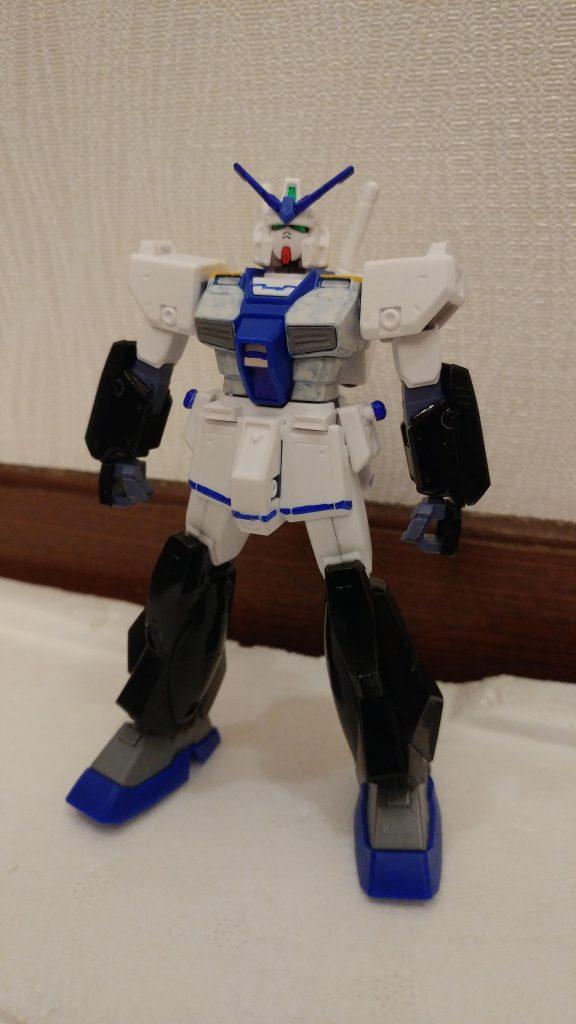 ガンダムNT-1 サミダレックス アピールショット1