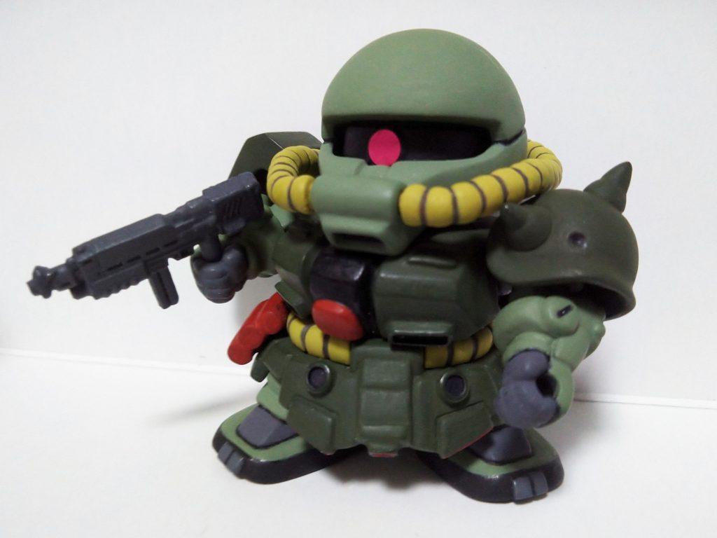 SD ザクⅡ FZ型 (ザクⅡ改) アピールショット2