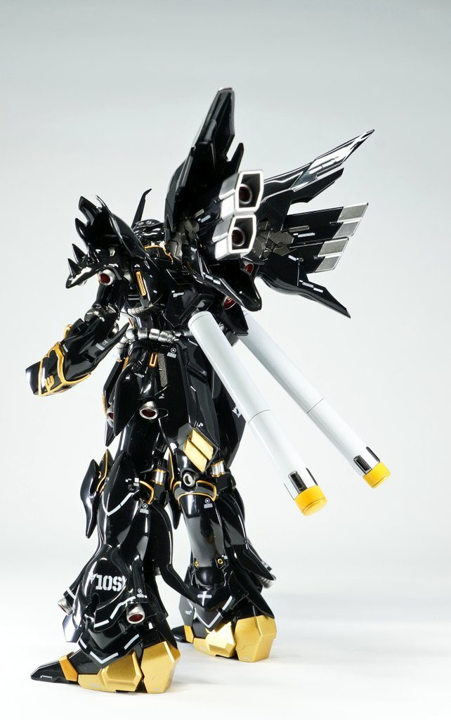 シナンジュ 黒騎士 アピールショット2