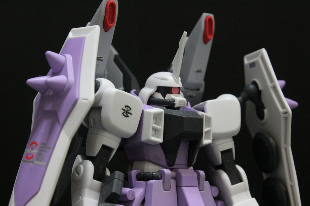 MG ブレイズザクファントム レイ・ザ・バレル専用機 制作工程4