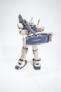 1/144 RGM-79C「ジム改」HG