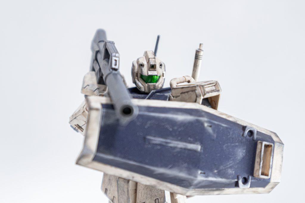 1/144 RGM-79C「ジム改」HG アピールショット4