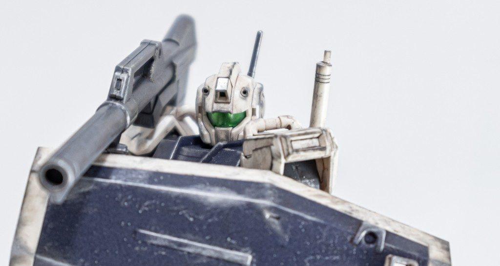 1/144 RGM-79C「ジム改」HG アピールショット1