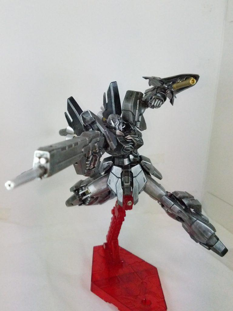 鋼鉄の、シナンジュ・スタイン アピールショット1